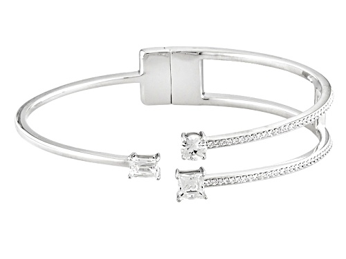 Photo of Pre-Owned Tycoon For Bella Luce ® 4.43ctw Platineve® Bracelet (2.67ctw Dew) - Size 7.25