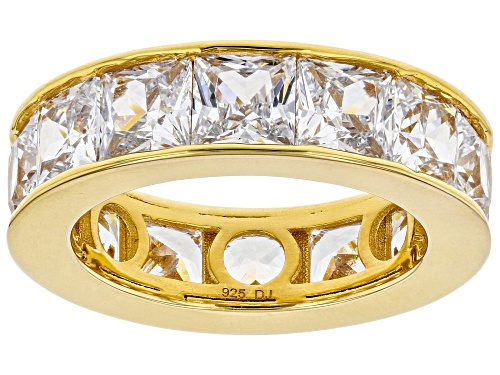 Photo of Pre-Owned Bella Luce ® 15.02ctw Eterno ™ Yellow Ring (9.94ctw DEW) - Size 9