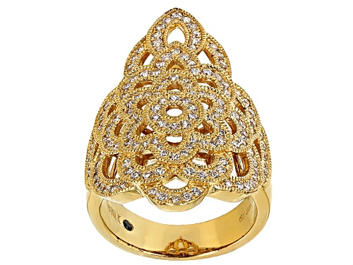Photo of Pre-Owned Vanna K ™ For Bella Luce ® 1.78ctw Round Eterno ™ Ring - Size 6