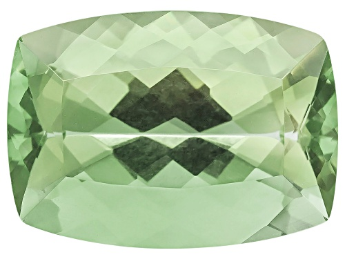 Photo of Prasiolite Avg 13.00ct 18x13mm Rectangular Cushion
