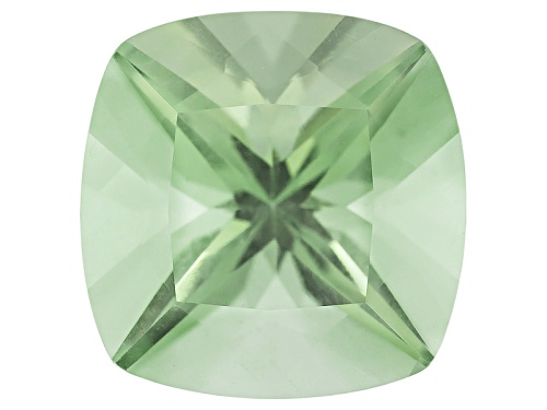 Photo of Prasiolite Avg 7.00ct 13x13mm Square Cushion