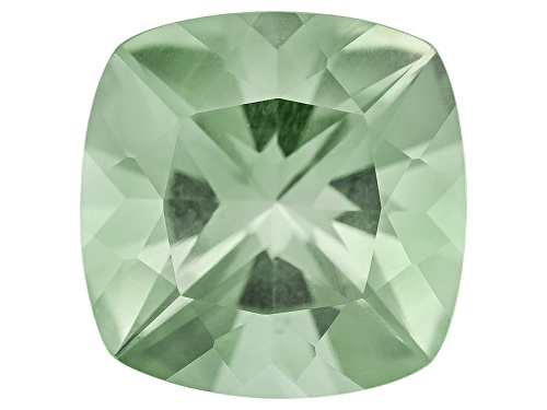 Prasiolite Min 5.50ct 12x12mm Square Cushion