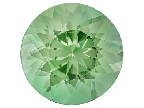 Photo of Prasiolite 7.04ct 13mm Round