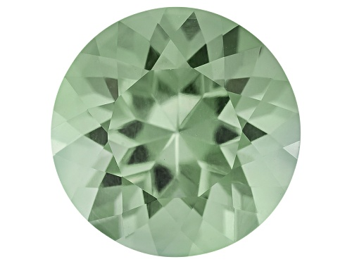 Photo of Prasiolite min 3.00ct 10mm round