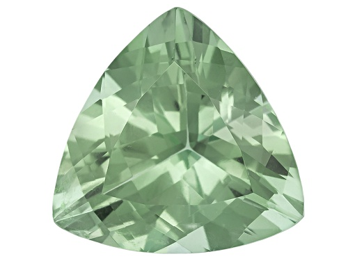 Photo of Prasiolite min 6.00ct 13x13mm Trillion