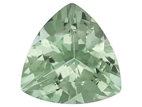 Photo of Prasiolite Min 7.00ct 14x14mm Trillion