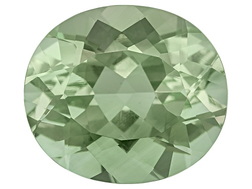 Photo of Prasiolite Min 11.00ct Mm Varies Oval