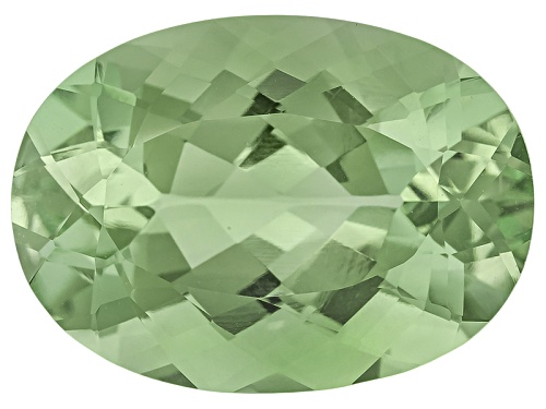 Photo of Prasiolite min 12.00ct 18x13mm oval