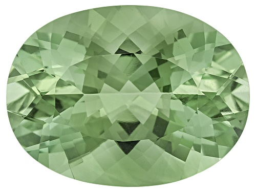 Photo of Prasiolite Min 15.00ct 20x15mm Oval