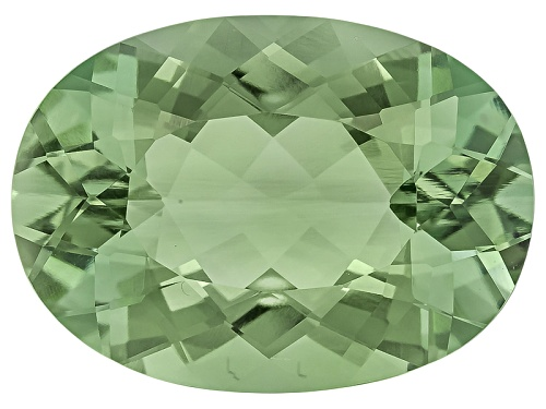 Photo of Prasiolite 10.37ct 18x13mm oval