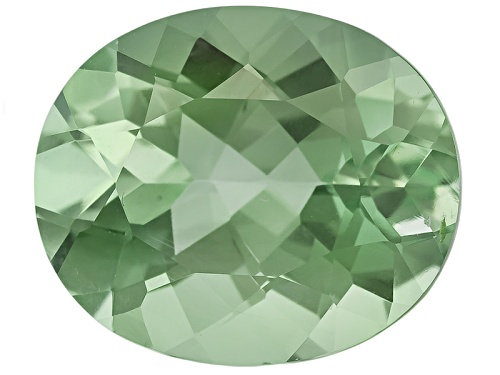 Photo of Prasiolite min 4.00ct 12x10mm oval