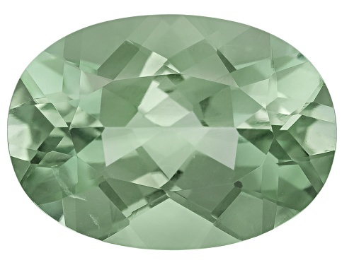Photo of Prasiolite min 5.00ct 14x10mm oval
