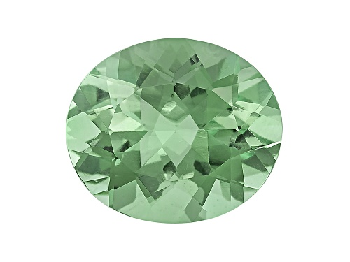 Photo of Prasiolite min 6.00ct 14x12mm Oval
