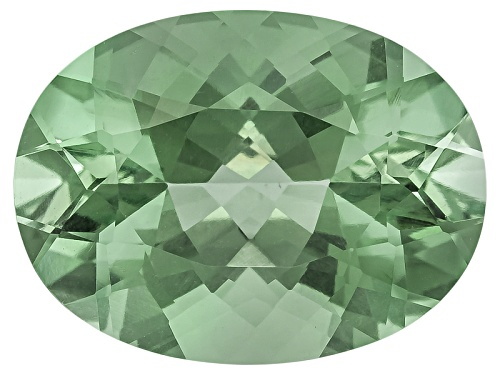 Photo of Prasiolite min 8.00ct 16x12mm oval