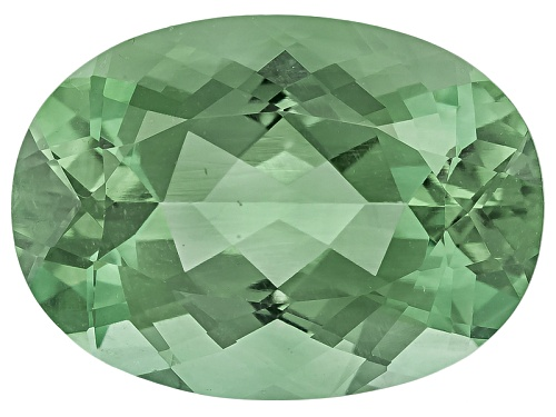 Photo of Prasiolite min 11.00ct 18x13mm oval