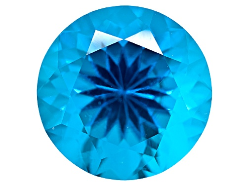 Photo of Paraiba Tourmaline Simulant Min 3.00ct 10mm Round