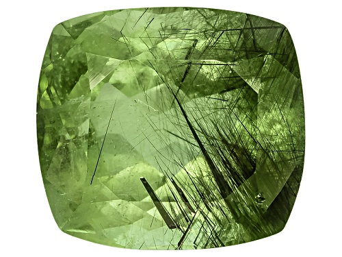Photo of Pakistani Ludwigite In Peridot Min 10.00ct Mm Varies Rectangular Cushion