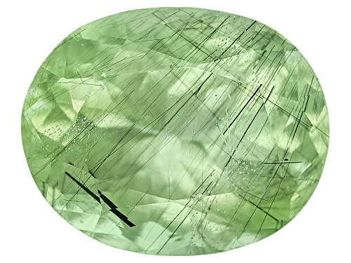 Photo of Pakistani ludwigite in peridot min 2.50ct mm varies oval