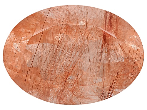Photo of Sagenitic Quartz 5.00ct Avg 14x10mm Oval  Colors Will Vary