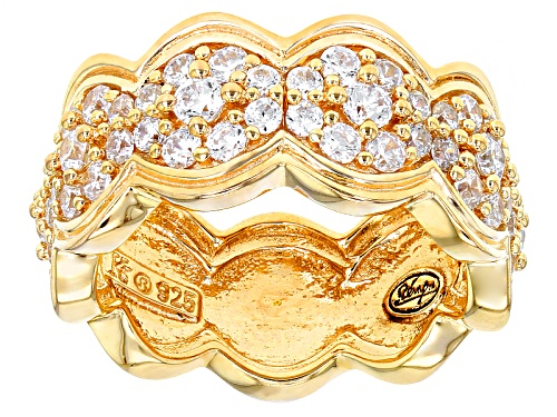 Photo of Bella Luce® 2.92ctw Diamond Simulant Eterno ™ Yellow Ring (1.57ctw Dew) - Size 9
