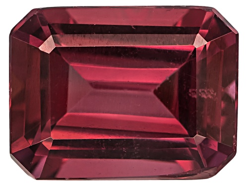 Photo of Tanzanian Raspberry Rhodolite Garnet Min 1.75ct 8x6mm Emerald Cut