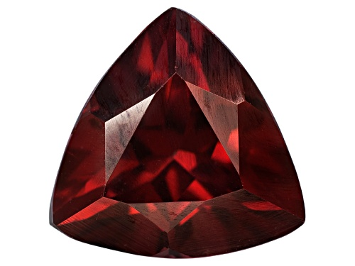 Photo of Tanzanian Red Zircon Min 4.25ct 10mm Trillion