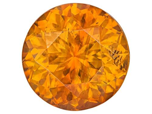 Photo of Spanish Sphalerite Min 1.75ct 7mm Round