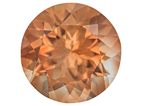Photo of Red Oregon Sunstone From Butte Mine 2.10ct Minimum 9mm Round Mixed Cut Color Varies