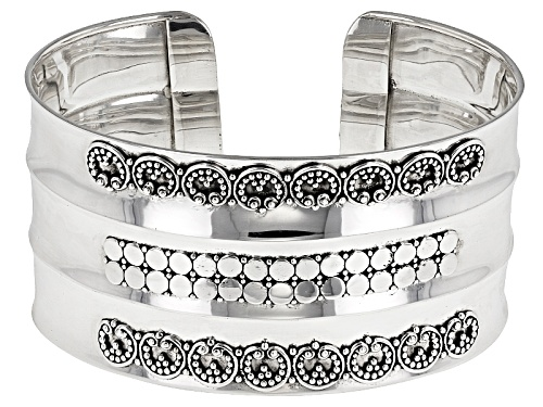Photo of Artisan Collection Of Bali™ Sterling Silver Jawan Cuff Bracelet