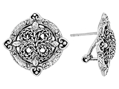Photo of Artisan Collection Of Bali™ Sterling Silver Celtic Design Earrings