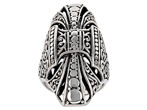 Photo of Artisan Collection Of Bali™ Sterling Silver Renaissance Ring - Size 5