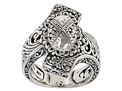 Photo of Artisan Collection Of Bali™ Sterling Silver Criss Cross Ring - Size 6