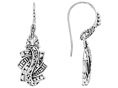 Photo of Artisan Collection Of Bali™ Sterling Silver Trilogy Step Dangle Earrings