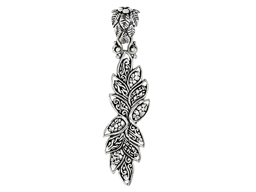 Artisan Collection Of Bali™ Sterling Silver Cascading Leaf Pendant