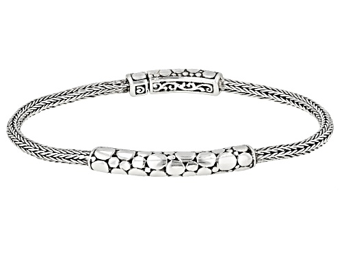Photo of Artisan Collection Of Bali™ Sterling Silver Petite Chain Bracelet - Size 7.5