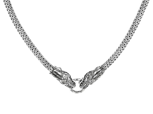 Photo of Artisan Collection Of Bali™ Sterling Silver Dragon Necklace - Size 20
