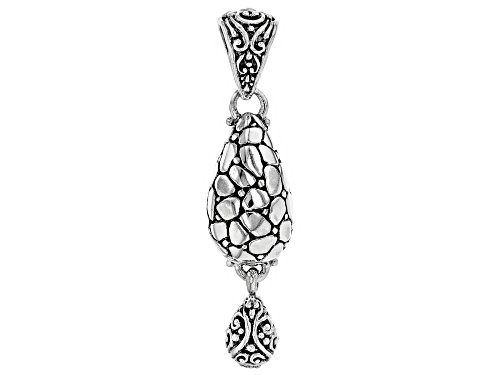 "Photo of Artisan Collection Of Bali™ Sterling Silver ""Grand Entry"" Drop Pendant"