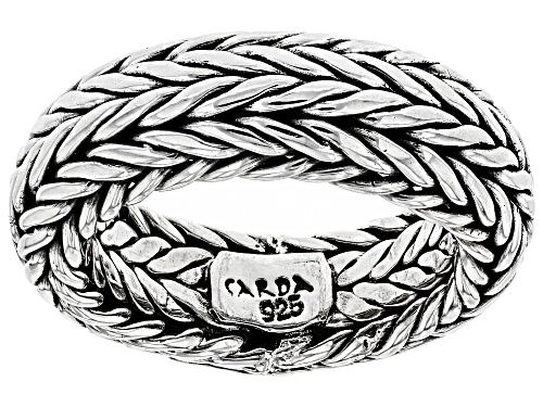 Photo of Artisan Collection Of Bali™ Sterling Silver Woven Band Ring - Size 7