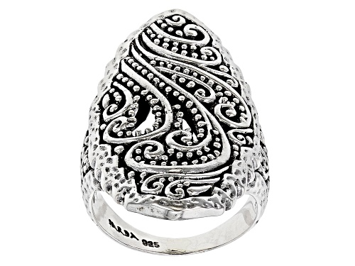 """Photo of Artisan Collection Of Bali™ Sterling Silver """"Spirit Inspired"""" Ring - Size 7"""