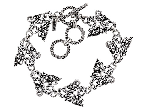 Photo of Artisan Collection Of Bali™ Sterling Silver Butterfly Bracelet - Size 7