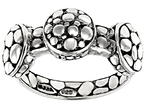 "Photo of Artisan Collection Of Bali™ Sterling Silver ""Creative"" Ring - Size 8"