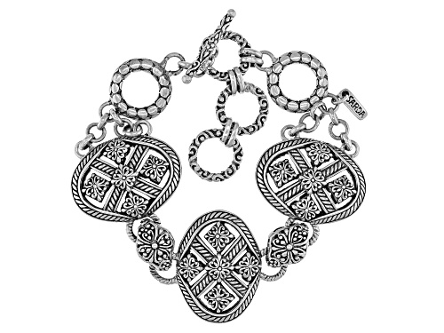 "Photo of Artisan Collection Of Bali™ Sterling Silver ""Grace Through Faith"" Bracelet - Size 7"