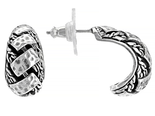 "Photo of Artisan Collection Of Bali™ Sterling Silver ""Perseverance"" Stud Earrings"