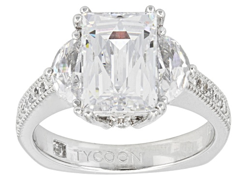 Photo of Tycoon For Bella Luce ® 5.73ctw Platineve® Ring (5.28ctw Dew) - Size 9