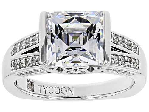 Photo of Tycoon For Bella Luce ® 4.80ctw Platineve® Ring (3.33ctw Dew) - Size 8