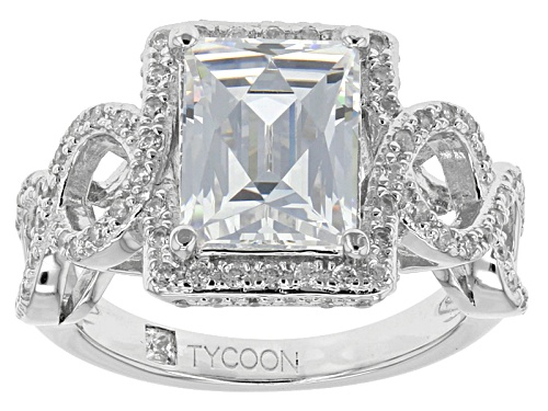 Photo of Tycoon For Bella Luce ® 4.94ctw Platineve ™ Ring (3.01ctw Dew) - Size 9