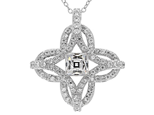 Photo of Tycoon For Bella Luce ® 3.42ctw Platineve ™ Pendant With 18 Inch Chain (2.17ctw Dew)