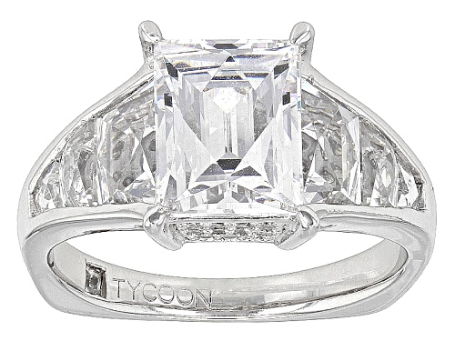 Photo of Tycoon For Bella Luce ® 8.15ctw Platineve® Ring (3.95ctw Dew) - Size 7