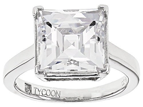 Photo of Tycoon For Bella Luce ® 9.24ctw Platineve® Ring (5.70ctw Dew) - Size 10