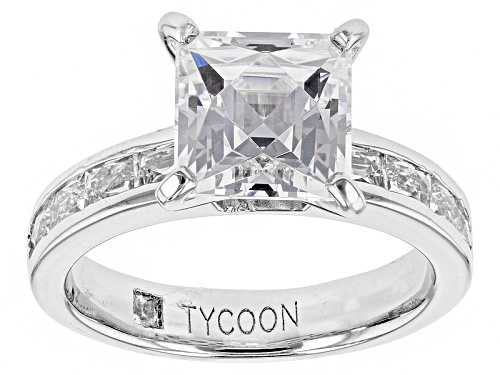 Photo of Tycoon For Bella Luce ® 4.69ctw Platineve ™ Ring (3.20ctw Dew) - Size 8
